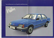 VAUXHALL CARLTON 2000 Mk 1 Saloon/estate Brochure 1978/9 => POST FREE UK <=