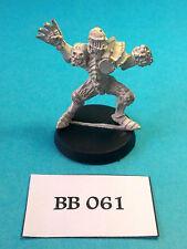 Blood Bowl 3rd Edition Necromancer Team - Undead Wight - Metal BB61