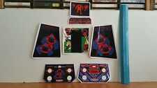 Coleco berzerk tabletop prototype mock up decals