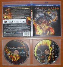 Ghost Rider Espíritu de Venganza (Spirit of Vengeance)[Blu-Ray 2D 3D, Region AB]