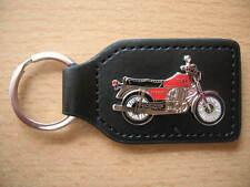 Schlüsselanhänger MZ ETZ 250 / ETZ250 rot red Art. 0835 Motorrad Llavero