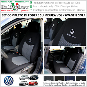 FODERE COPRISEDILI Volkswagen Golf IV (1997>2003) SU MISURA! Foderine VariCOLORI