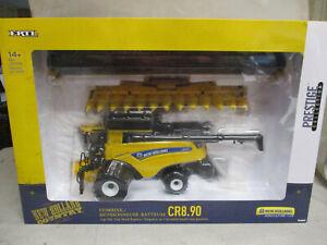 "Ertl New Holland CR8.90 Toy Combine ""Prestige Collection"" 1/32 Scale, NIB"