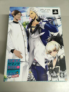 TOKYO YAMANOTE BOYS Portable Super Mint Disk [ PSP ] Japan Import
