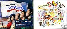 Everything to Everyone (CD & DVD) & Are Me by Barenaked Ladies (CD)
