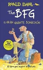 The Bfg - El Gran Gigante Bonachon / The Bfg by Roald Dahl (Paperback /...