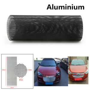 1X 40''x13'' Hexagonal Style Grille Net Mesh Grill Section For Car Bumper Fender