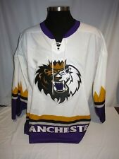Manchester Monarchs AHL Game Issued White Blank SP Hockey Jersey LA Kings 56