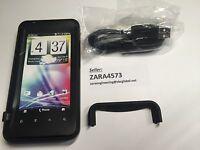 SaFPWR Battery Case For HTC Vivid Fusion 2 Black Rechargeable Smart 1800 mAh OEM