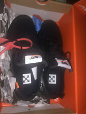Nike Air VaporMax Off-White Black Size 7 EU 40