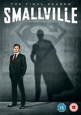 SMALLVILLE - SEASON 10 - THE COMPLETE FINAL SEASON  **BRAND NEW DVD **