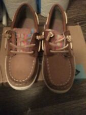 Kid's Sperry Top-sider Shoes, Size 11 M