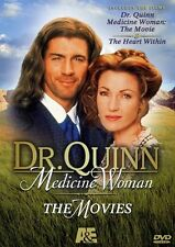 DR QUINN MEDICINE WOMAN THE MOVIES New Sealed DVD