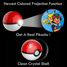 Pokemon Go Poke Ball 12000mAh Power Bank External Battery Charger w/ Projection