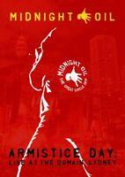 MIDNIGHT OIL - ARMISTICE DAY: LIVE AT THE DOMAIN, SYDNEY (DVD)