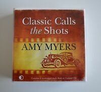 Classics Calls the Shots: by Amy Myers  - Unabridged Audiobook - 7CDs