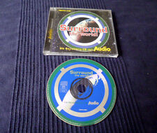 CD surround the World rivista audio RAUMKLANG test effects inak Inakustik 1997