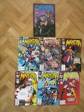 MANTRA ULTRAVERSE 2ND SERIES #1 TO #6 + INFINITY VERY FINE (W12)