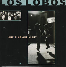 "Los Lobos-One time one night/River of fools 7"" Single London Records 1987"