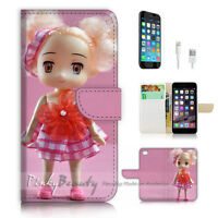 ( For iPhone 6 Plus / iPhone 6S Plus ) Case Cover P3022 Doll