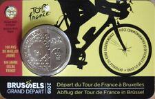 Belgie 2,5 euro 2019 Tour de France Frans talig