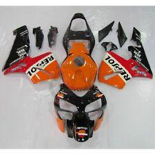 Repsol ABS Fairing Bodywork Set For Honda CBR600RR CBR 600RR F5 2003 2004 15B