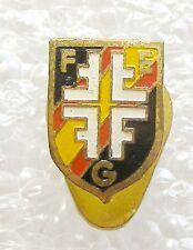 o013 Spain Spanish Federation for Gymnastics FEG  badge