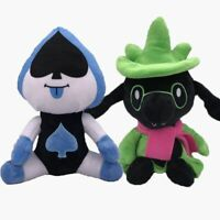 Deltarune Undertale Lancer Ralsei Plush Figure Toy Soft Stuffed Doll Gifts Child