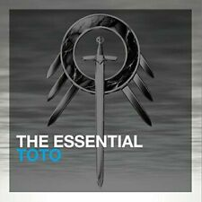 TOTO The Essential (Gold Series) 2CD BRAND NEW Best Of Greatest Hits Africa