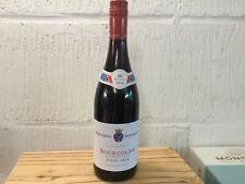 3 bouteilles Bourgogne Pinot Noir Marguerite Dupasquier  millésime 2016