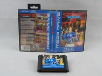 Streets Of Rage 3 Mega Drive Sega No Manual PAL