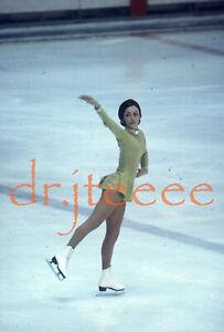 1968 Peggy Fleming OLYMPICS - 35mm Figure Skating Slide