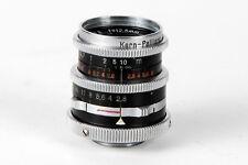 """Kern Yvar-Filtin 2,8/12,5mm AR #308762 D-Mount """"Sehr selten"""""""