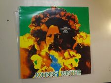 JOHNNY WINTER: Texas International Pop Festival 1969-Germany LP Green Vinyl PCV