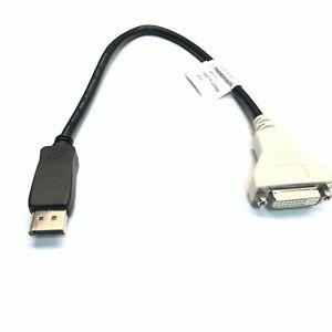 Original Fujitsu DisplayPort Adapter DVI D 40 cm Compupack E003-R150-RS DP 1920