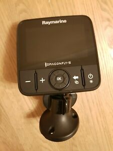 Raymarine Dragonfly-5 Pro GPS Chartplotter with Chirp Vision