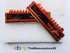 8GB 2 x 4GB G.Skill RipjawsX DDR3 MemoryPC3-10600 1333MHz Non ECC 240 Pin DIMM