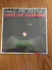 FAKE PROBLEMS / GASLIGHT ANTHEM Split Songs for Teenagers COKE BOTTLE CLEAR /500