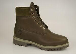 Timberland 6 Inch Premium Boots Size 44 US10 Waterproof Men Lace up Boots 6119B