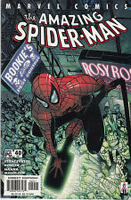 AMAZING SPIDERMAN (Vol 2) 40...NM-...2002...J. Michael Straczynski...Bargain!