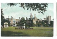 Postcard St Osyth Priory Clacton on Sea Brightlingsea 1910 era