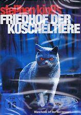 DVD NEU/OVP - Friedhof der Kuscheltiere - Fred Gwynne & Denise Crosby