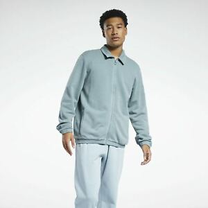 Reebok Classics Natural Dye Crew Jackets Men's Midnight Pine Sweatshirt Top