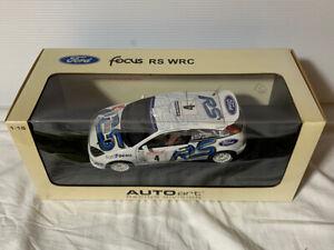 AUTO art 1/18 Ford Focus WRC