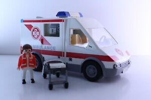 Playmobil 4221 Krankenwagen Ambulance