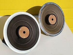 2 Philips 9758-05 Speakers BAKELITE whizzer 1951
