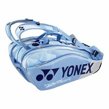 Yonex Pro Clear Blue 9-Pack Bag & Free String and Grip