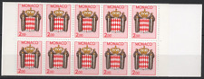 TIMBRES MONACO Année 1988 CARNET n°2 NEUF**
