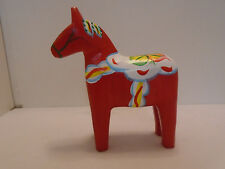 Swedish Red Dala Horse Sweden