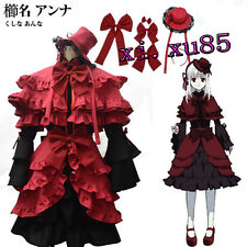 Anime K Kushina Anna Cosplay Dress Costume Return Of Kings Lolita Dress Full Set